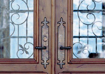 Rocky Mountain Door Handles